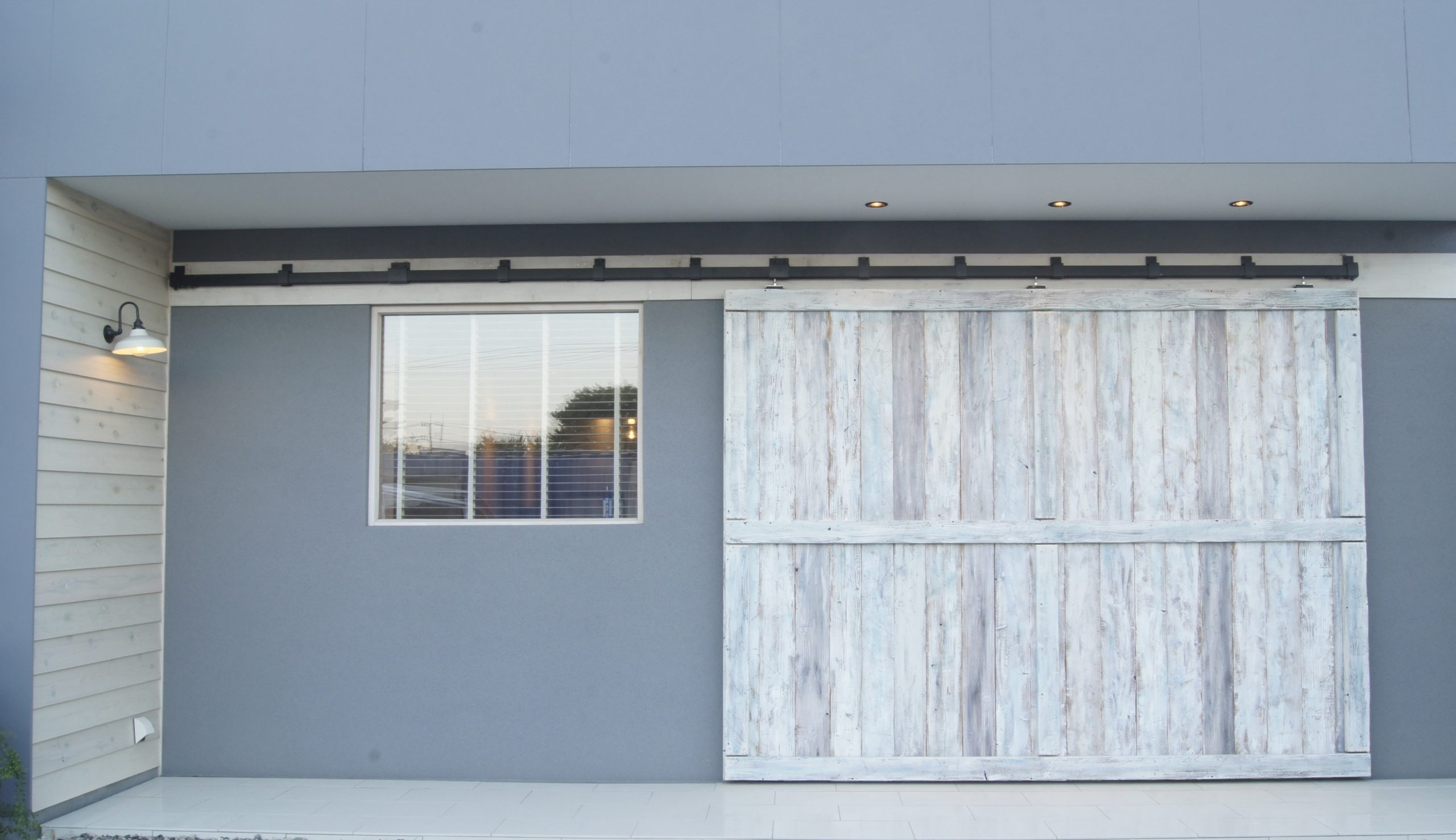 ガレージのドアpage-visual ガレージのドアビジュアル